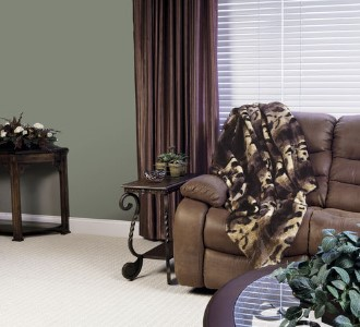 Rainforest Throw