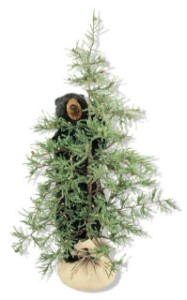 WL-70107-DZ - Tahoe Tree with Black Bear