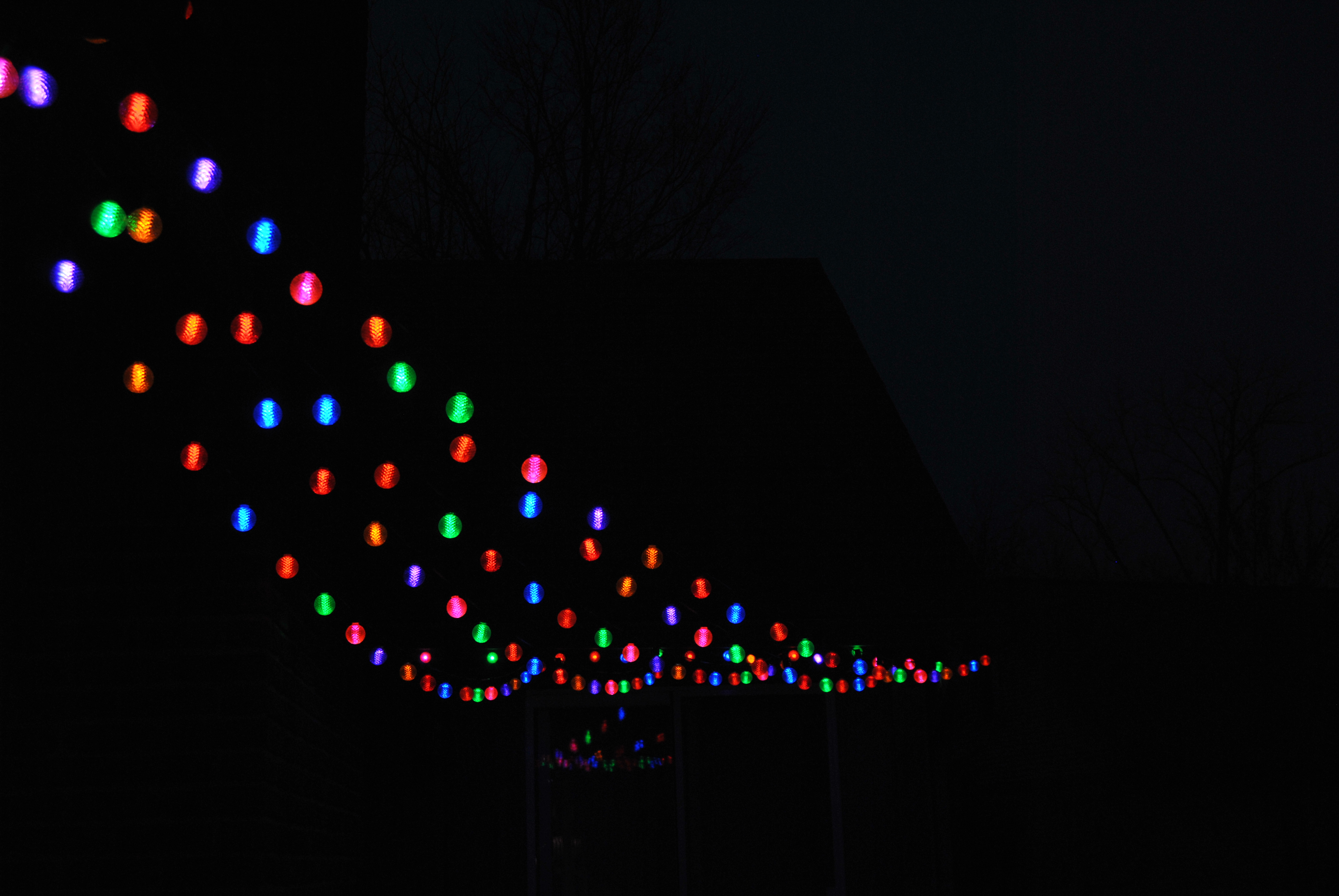 Christmas Light Color