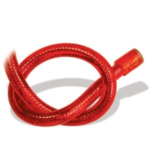 150' Spool of Red Incandescent Ropelight 10MM