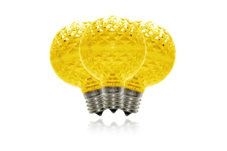 G50 Gold Commercial Grade Retrofit Bulbs