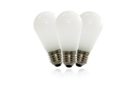 Frosted Cool White T50 LED Replacement Bulb