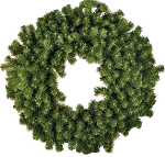 Sequoia 4' Wreath
