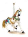 4' Carousel Horse Statue