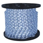 150' Spool of Pure White LED Ropelight 10MM