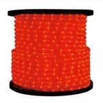 150' Spool of Red LED Ropelight 10MM