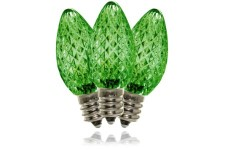 Green C7 SMD Retrofit Bulb