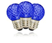 G40  Blue Commercial Grade Retrofit Bulb