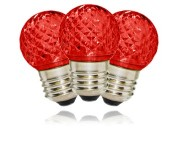 G40 Red Commercial Grade Retrofit Bulbs