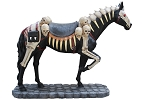 Black Horse Skeleton