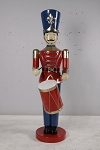 6' TOY SOLDIER WITH DRUM