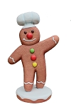 GINGERBREAD BAKER 5'