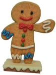 Gingerbread 3.75' Boy