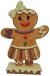 Gingerbread 4.5' Girl
