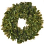 Blended Pine 4' Wreath