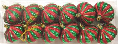 12 pack Red and Green 2.75