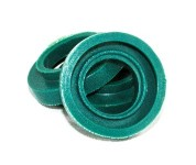 E17 C9 Green Rubber-O Socket Seal Rings 200pk
