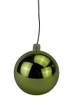 Lime Green Christmas Ornaments