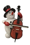 SNOWMAN BAND CELLO 58