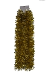 GOLD DELUXE 6' TINSEL GARLAND