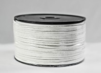 500' Spool of SPT-2 White Zipcord