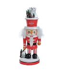Coca-Cola® Polar Bear Hat Hollywood™ Nutcracker