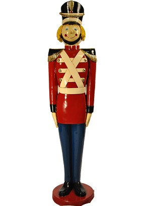 5' Toy Nutcracker