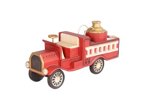 TOY FIRE ENGINE 22